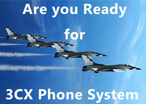 Are you ready for 3CX