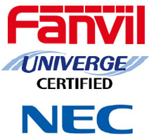 Fanvil IP Phone Manufacturer Certified as NEC UNIVERGE Solutions Partner